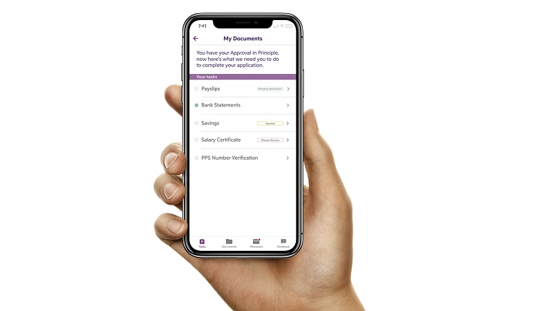 How to view your documents on the My Mortgage app on your phone.